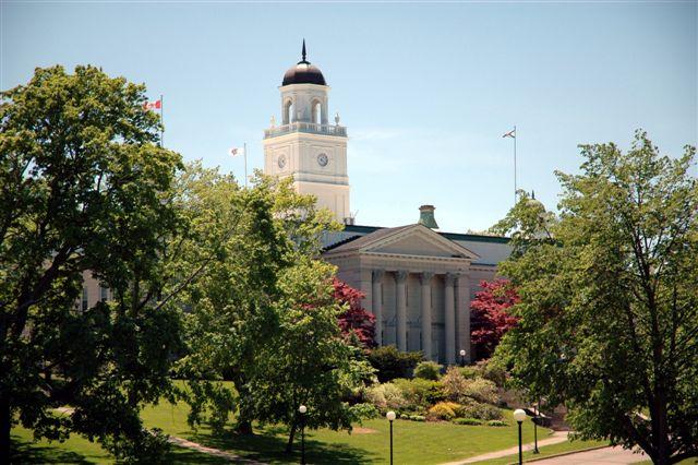 Acadia University Master of Science in Applied Geomatics - Acadia University Hall