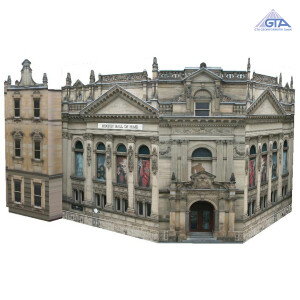 3d Canadian Buildings Amp Landmarks To Your Gis Projects