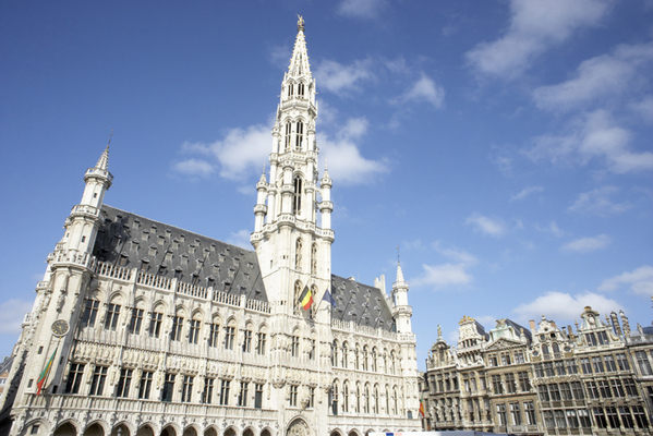 GEOSPACE An Endless Edge - GEOSPACE EUROPE 2012 - Grand Place, Brussels,Begium
