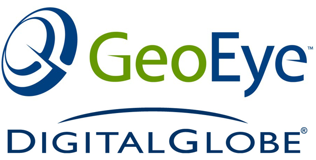 DigitalGlobe and GeoEye