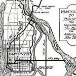 1917 Vancouver Mission Route Map - sm