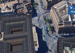TRANSOFT SOLUTIONS AND PLEXSCAPE PARTNERSHIP OFFERS THE MOST REALISTIC 3D VEHICLE REPRESENTATION ON GOOGLE EARTH
