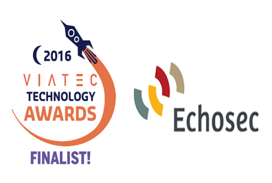 Echosec Recognized as Finalist in 2016 VIATEC Technology Awards
