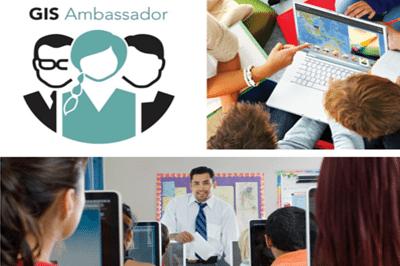 Bring Spatial Skills to Canadian Children, Become a GIS Ambassador