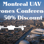 Drones By Zagora - Commercial Drones Conference in Montreal - 50% Discount
