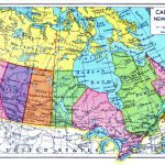 Canadian Open Data - Map of Canada