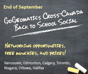 GoGeomatics Back to School Socials