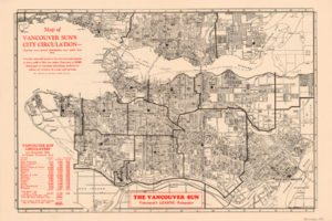 Vancouver Historic Maps and Plans