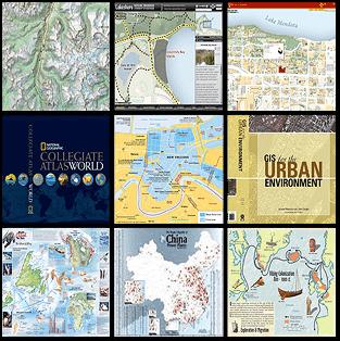 CaGIS Annual Map Design Competition