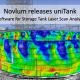Novlum releases uniTank – Near Real-time Software for Storage Tank Laser Scan Analysis and Reporting