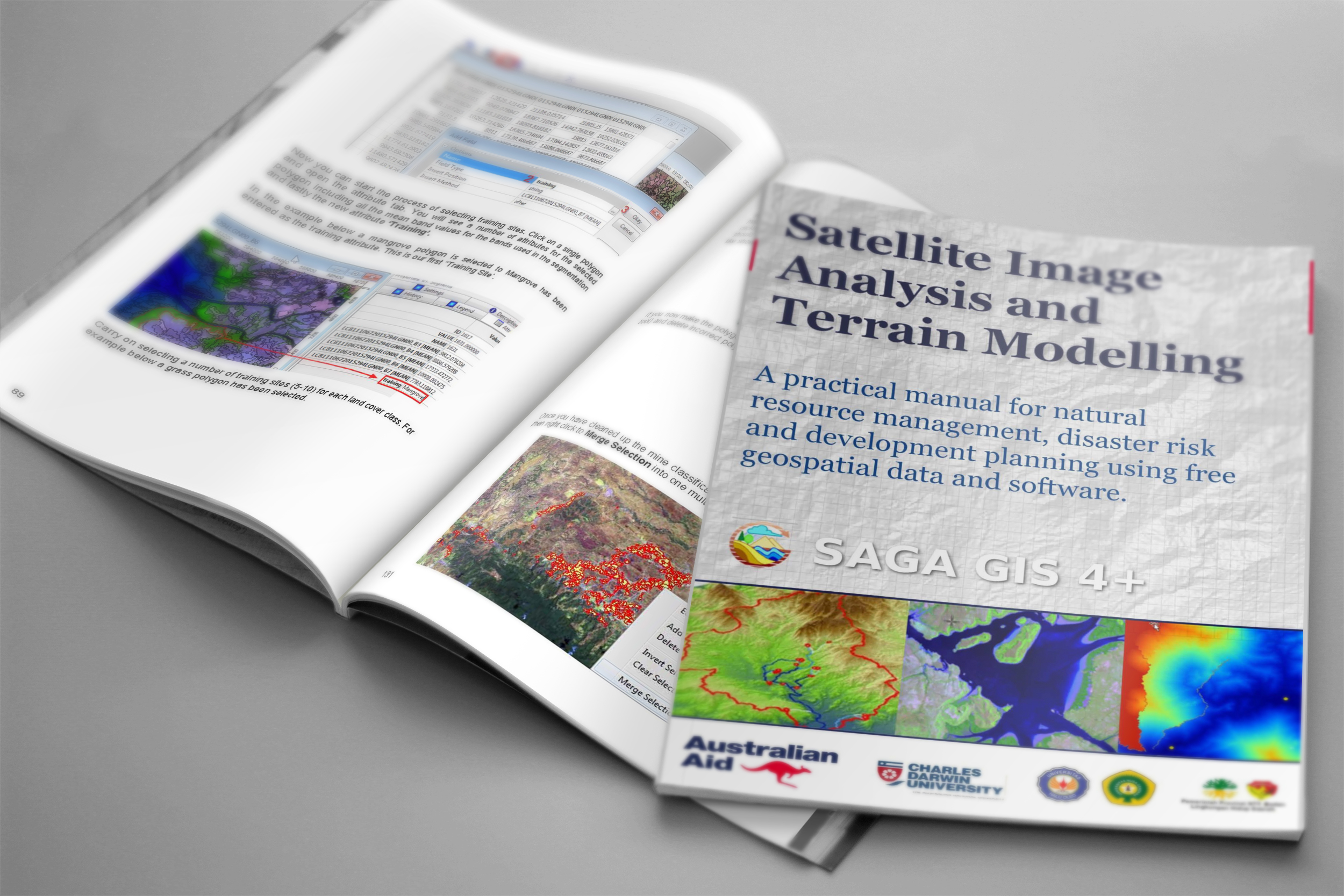 Free Download - Satellite Image Analysis and Terrain Modelling