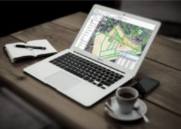 ArcGIS on laptop