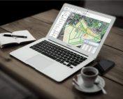 ArcGIS on laptop