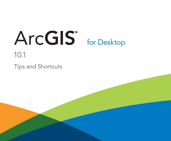 ArcGIS tips and shortcuts