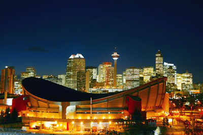 Breathtaking Aerial Views of Calgary (via Drone Footage)