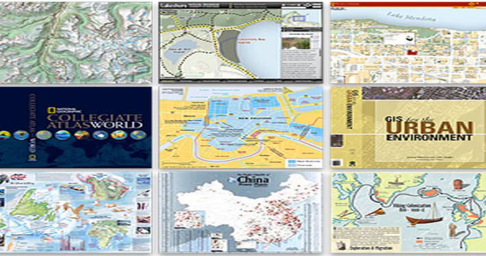 CaGIS Annual Map Design Competition
