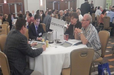 Canadian Geomatics Community Round Table - CGCRT