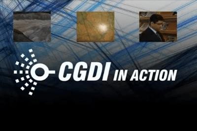 Canadian Geospatial Data Infrastructure Interoperability