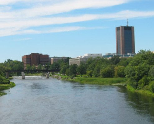 Carleton University - Ottawa, Ontario
