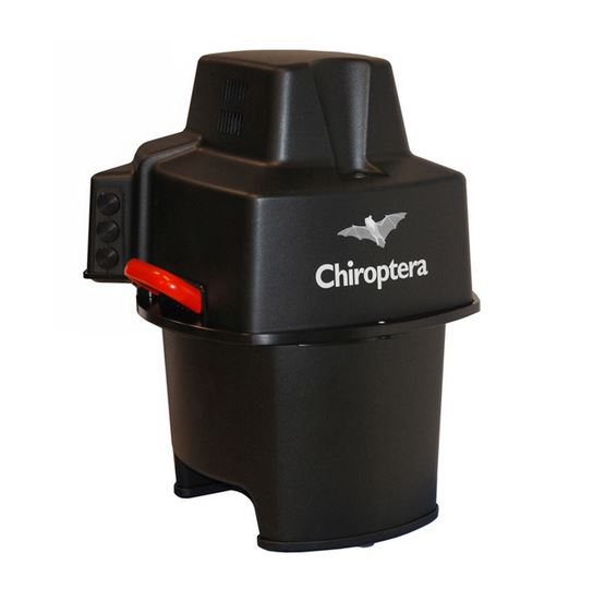 Bathymetric LIDAR - Chiroptera II with cover