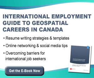 E-Book for International Geospatial Job Seekers