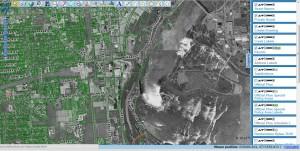 Niagara Falls Open Data & Online Maps - Falls Viewer online web map