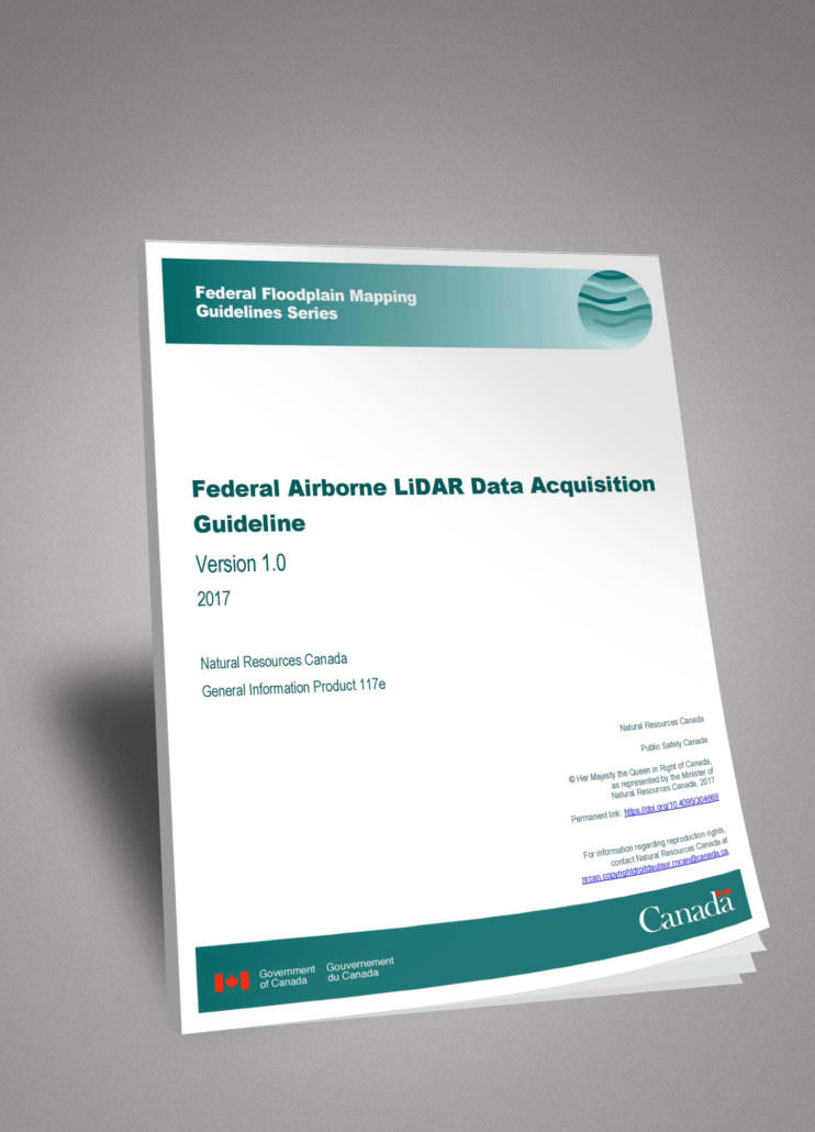 Federal Airborne LiDAR Data Acquisition Guideline