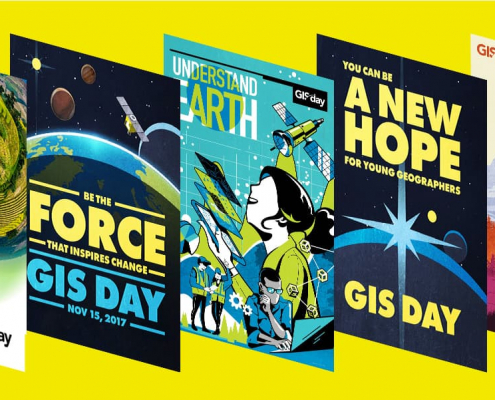 Free GIS Day Promotional Resources