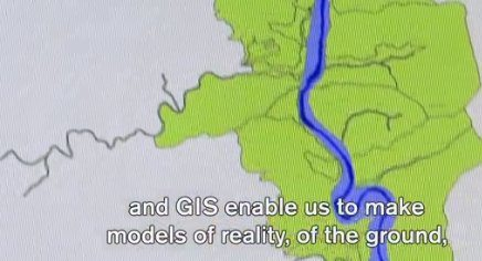 GIS - models of reality