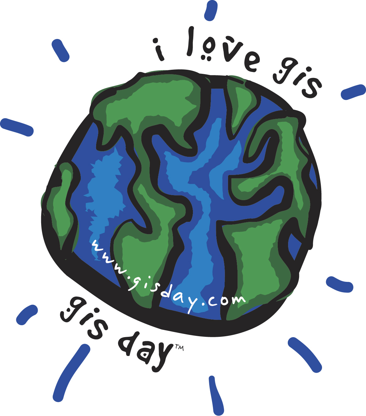 I Love GIS Day | GISday.com