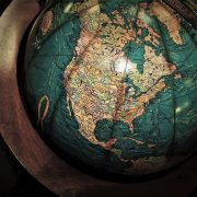 Geography In Schools - Globe