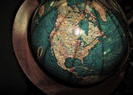 Geography In Schools - Globe