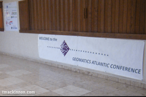 Geomatics Atlantic 2013 Photos