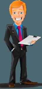 Geomatics Businessman
