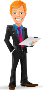 Geomatics Businessman