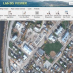 Geomatics Yukon GIS Data & the Yukon Lands Viewer