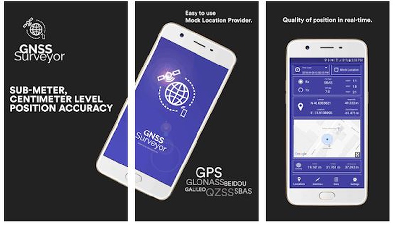Global GNSS launches a GNSS Surveyor Application for Geospatial Industry