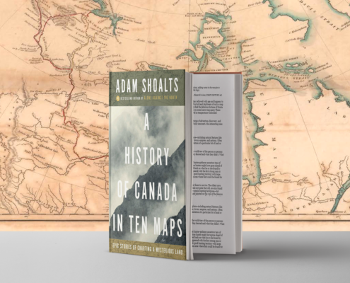 History of Canada in 10 Maps