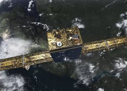 Historical launch of ICEYE-X1