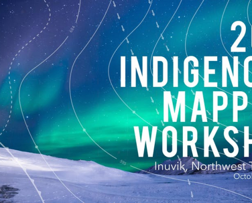 Indigenous Mapping Workshop
