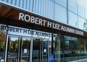 Robert H. Lee Alumni Centre – Jack Poole Hall