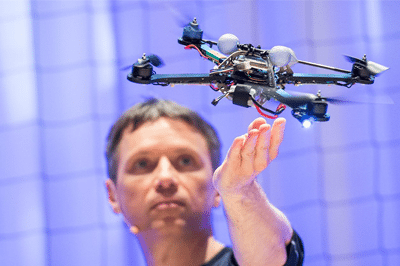 Meet the dazzling flying machines of the future