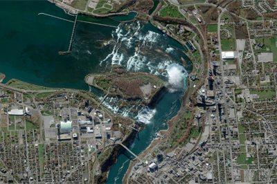 Leading Edge Geomatics now a DigitalGlobe Authorized Reseller - NiagaraFalls Canada