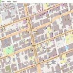 Open Street Map Toronto