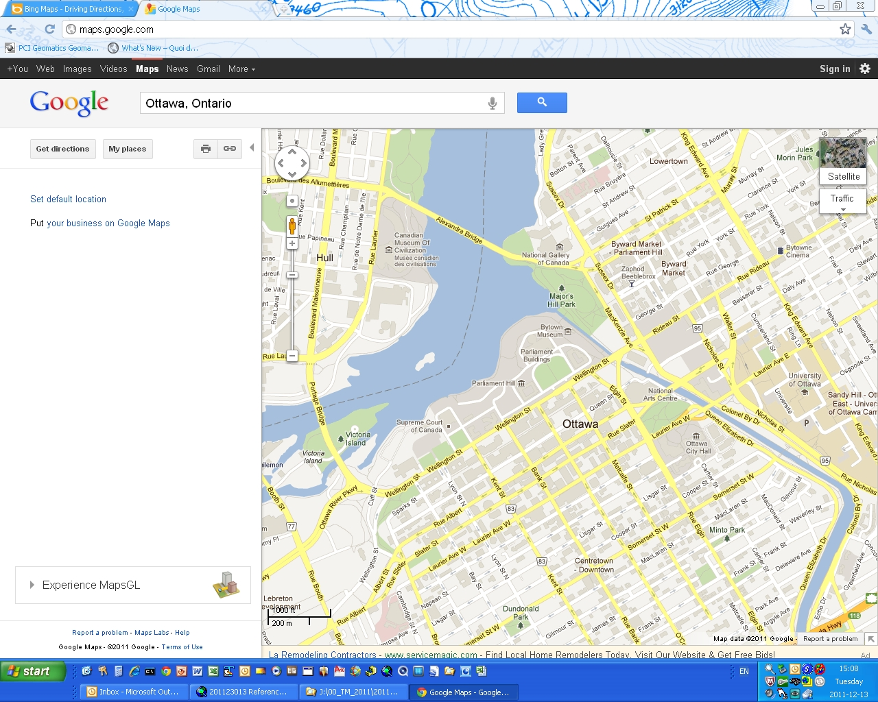 Bing Maps Archives - Canadian GIS & Geomatics