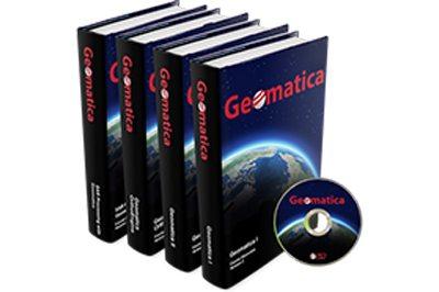 PCI Geomatica Python Cookbook