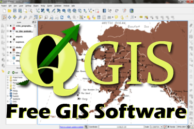 QGIS --- Free-GIS-software