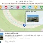 The Regina Online Culture Map
