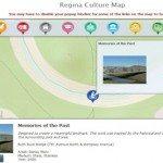 The Regina Online Culture Map
