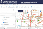Sask Interactive Mapping